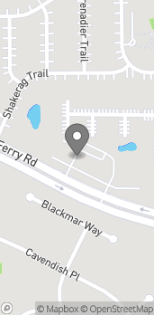 Map of 8020 McGinnis Ferry Road in Suwanee