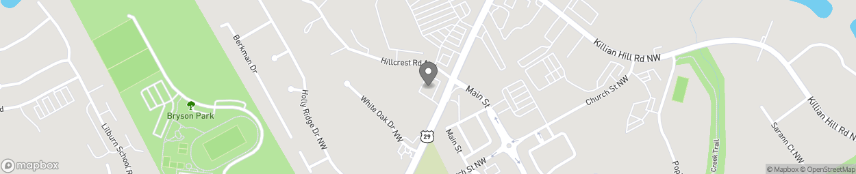 Map of 4865 Lawrenceville Hgwy in Lilburn