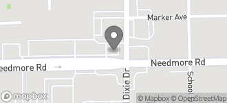 Map of 5711 N. Dixie Road in Dayton