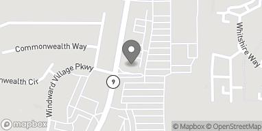 Mapa de 13065 Hwy 9 North en Milton