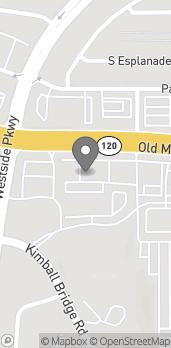 Map of 2685 Old Milton Pkwy in Alpharetta