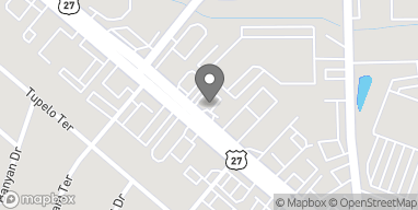 Map of 2615 N Monroe Street in Tallahassee