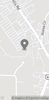 Map of 3005 N Druid Hills Rd NE in Atlanta