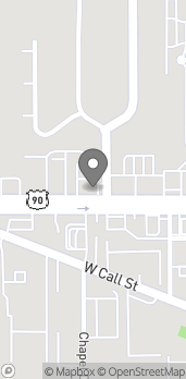 Map of 1706 W. Tennessee St in Tallahassee