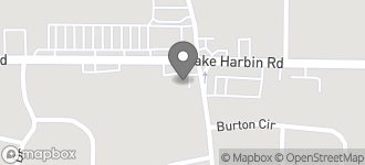 Map of 2347 Lake Harbin Road in Morrow