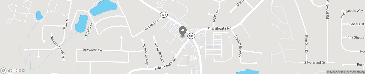 Map of 5621 Riverdale Rd in College Park