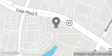 Mapa de 2980 Cobb Pkwy en Atlanta