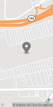 Map of 2841-F Greenbriar Pkwy SW in Atlanta