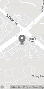 Mapa de 4340 E W Connector en Smyrna