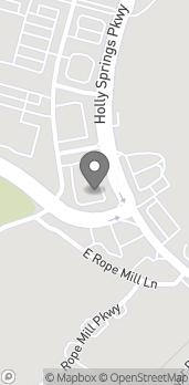 Mapa de 4826 Holly Springs Pkwy en Canton