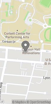 Map of 259 Calhoun Street in Cincinnati
