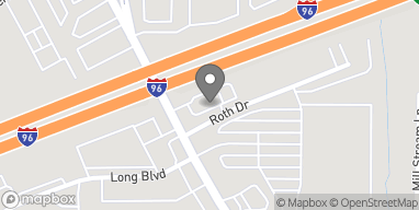 Mapa de 6715B S Cedar St en Lansing