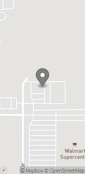 Mapa de 2421 Ontario Drive en Saint Johns
