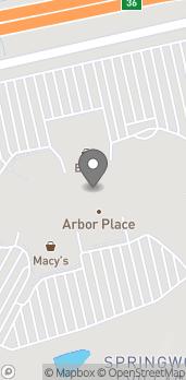 Mapa de 6700 Douglas Blvd en Douglasville