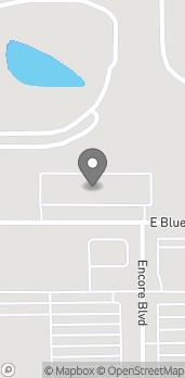 Mapa de 4459 E Blue Grass Rd en Mt. Pleasant