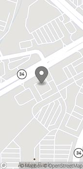 Mapa de 321 Bullsboro Dr en Newnan
