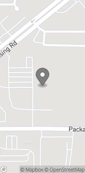 Mapa de 1658 Lansing Road en Charlotte