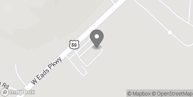 Map of 866 Eads Parkway in Lawrenceburg