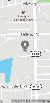 Map of 510 S 13th St in Decatur