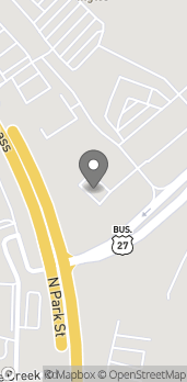 Map of 1641 Alabama Ave in Bremen