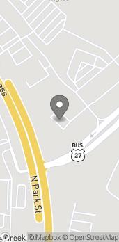 Mapa de 1641 Alabama Ave en Bremen