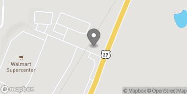 Map of 2641A N Hwy 27 in La Fayette