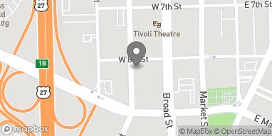 Mapa de 801 Broad St en Chattanooga