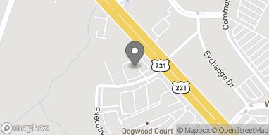 Mapa de 104 Rock Bridge Rd en Dothan