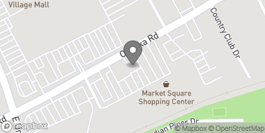 Map of 1710 Opelika Rd in Auburn