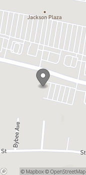 Map of 416 W Jackson St in Cookeville