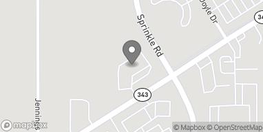 Map of 5457 Gull Road in Kalamazoo