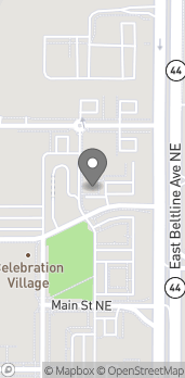 Map of 2211 E Beltline Ave NE in Grand Rapids