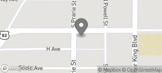 Map of 101 S. Prairie Street in Union Springs