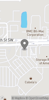 Map of 3030 44th Street in Grandville