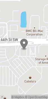 Mapa de 3030 44th Street en Grandville