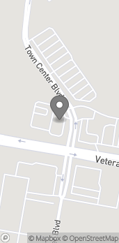 Map of 1475 Veterans Pkwy in Jeffersonville