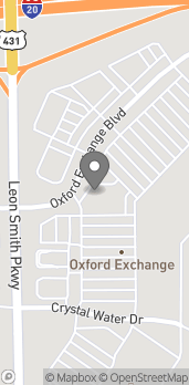 Mapa de 250 Oxford Exchange Blvd en Oxford