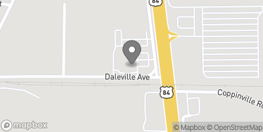 Map of 607-B Bollweevil Circle in Enterprise