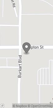 Map of 1510 E Tipton Street in Seymour
