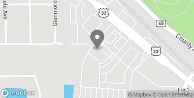 Map of 4568 Elkhart Rd in Elkhart