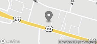 Map of 1108 US 231 South in Troy