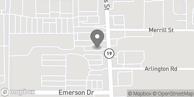 Map of 2707 Cassopolis Street in Elkhart