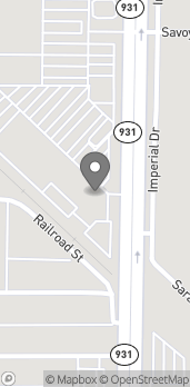 Mapa de 1437 S Reed Rd en Kokomo