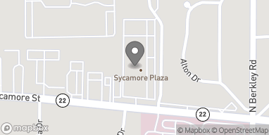 Map of 2130 W Sycamore in Kokomo