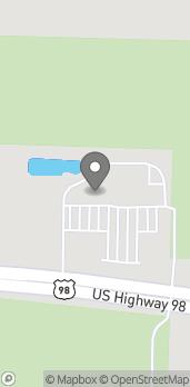 Map of 2078 US Hwy 98 W in Santa Rosa Beach