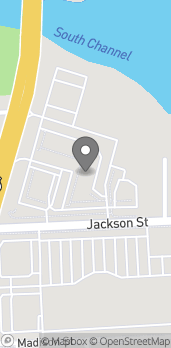 Map of 550 N. Beacon Blvd in Grand Haven