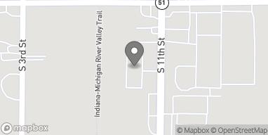 Mapa de 2726 S 11th St en Niles