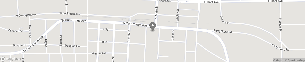 Map of 101 West Cummings Avenue in Opp