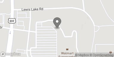 Map of 71 Vaughan Ln in Pell City