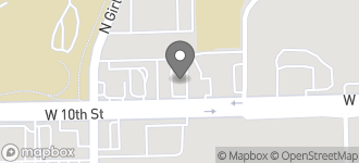 Map of 7224 W. 10th Street in Indianapolis